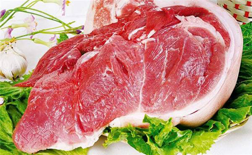 金锣冷鲜肉品种