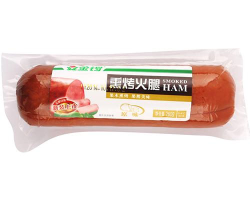 金锣原味熏烤火腿