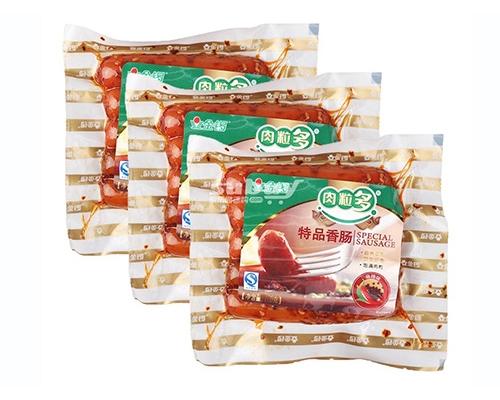 金锣特品肉粒多系列